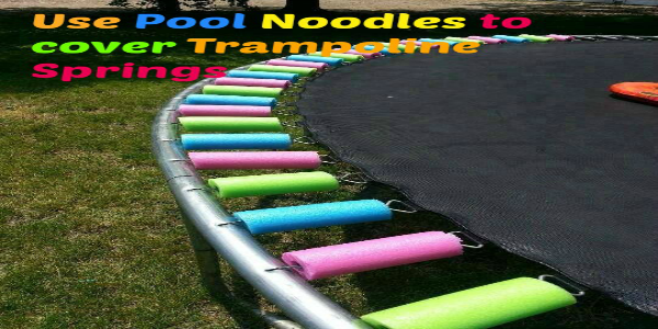 Creative Uses Of A Pool Noodle In Summer Family Review Guide