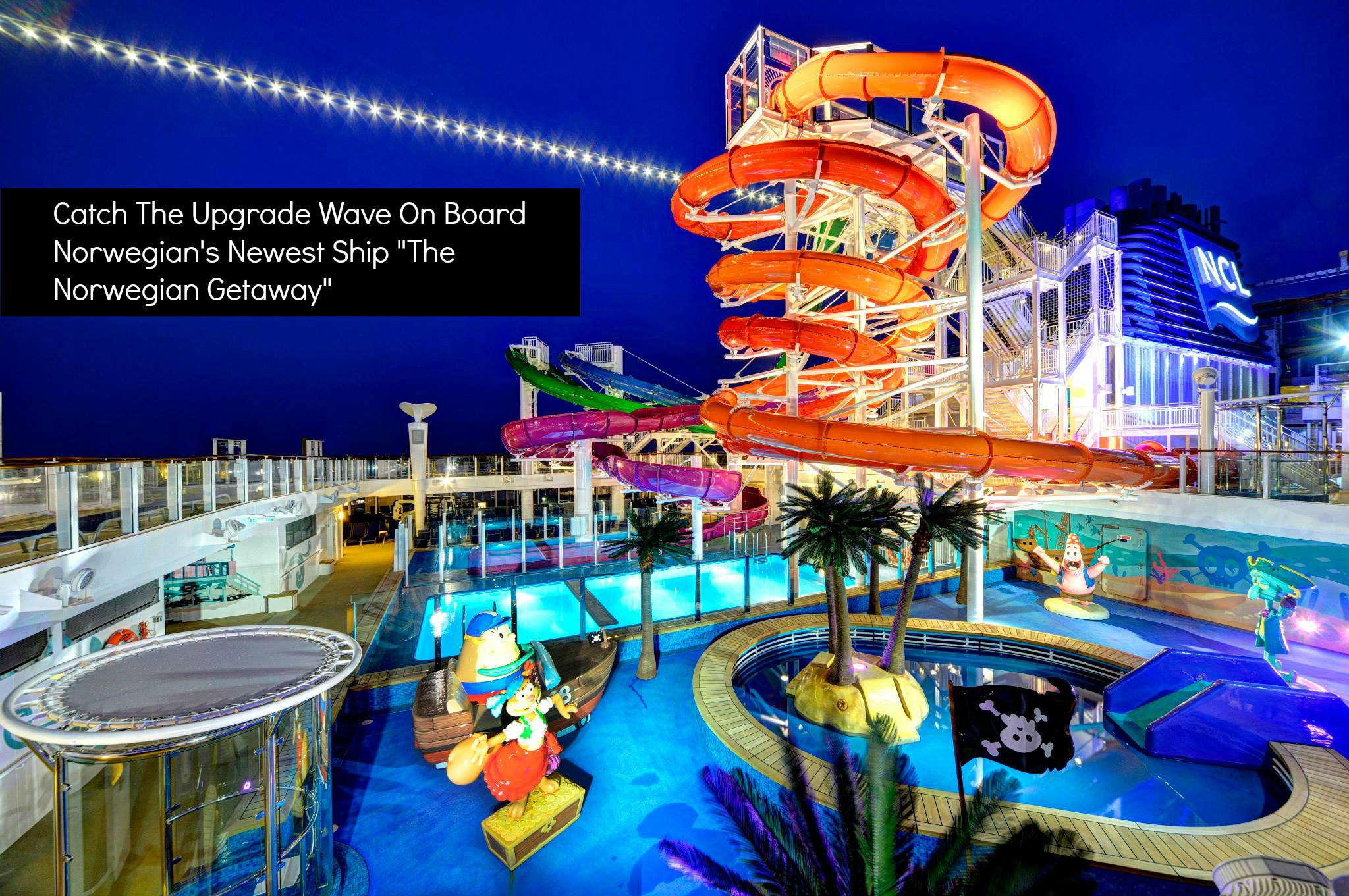 Catch The Upgrade Wave On Board Miami S Ultimate Ship
