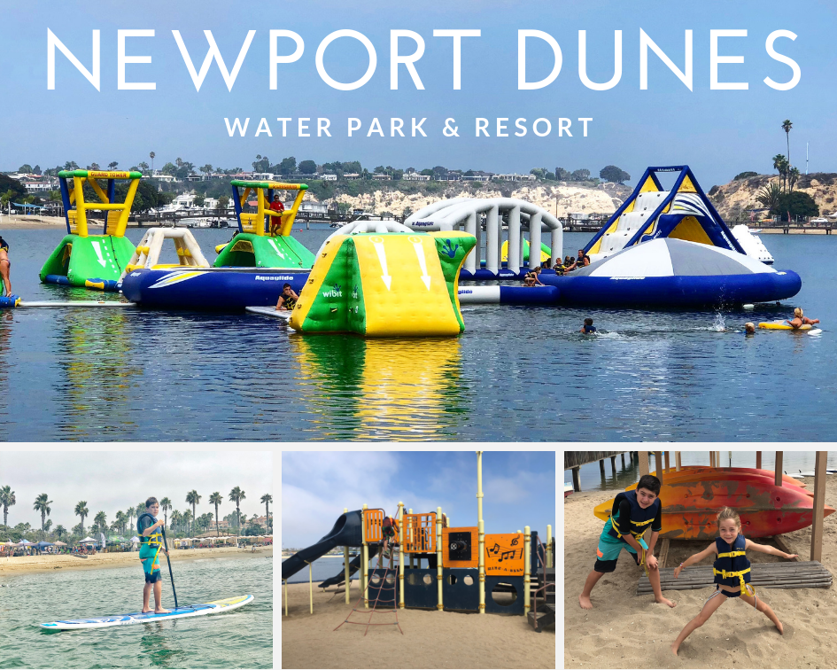 5 Reasons To Visit The Newport Dunes