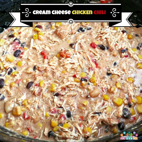 Crockpot Cream Cheese Chicken Chili - Family Review Guide