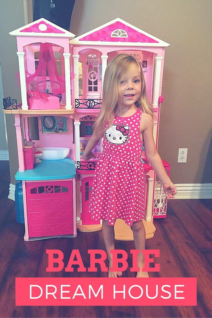 True Cars Used >> A Girls Dream Come True - The Barbie Dream House - Family ...