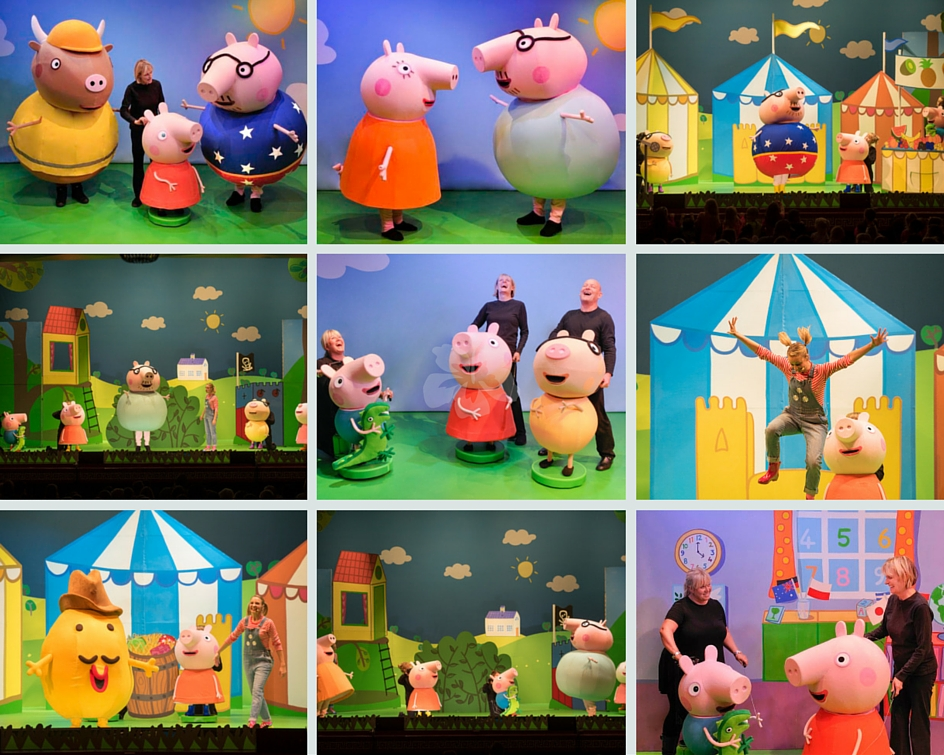 Play Along With Peppa Pig Live Family Review Guide