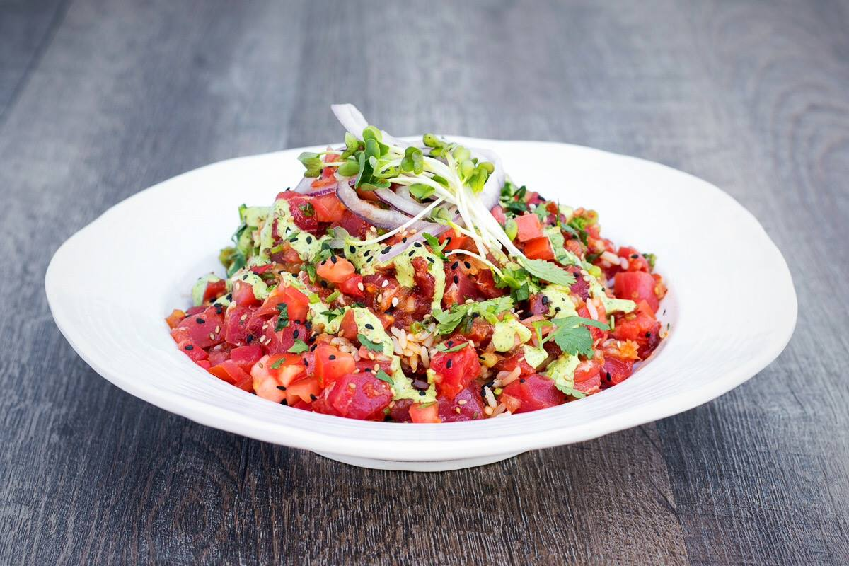 50 places to find fresh poke in orange county family for California fish grill