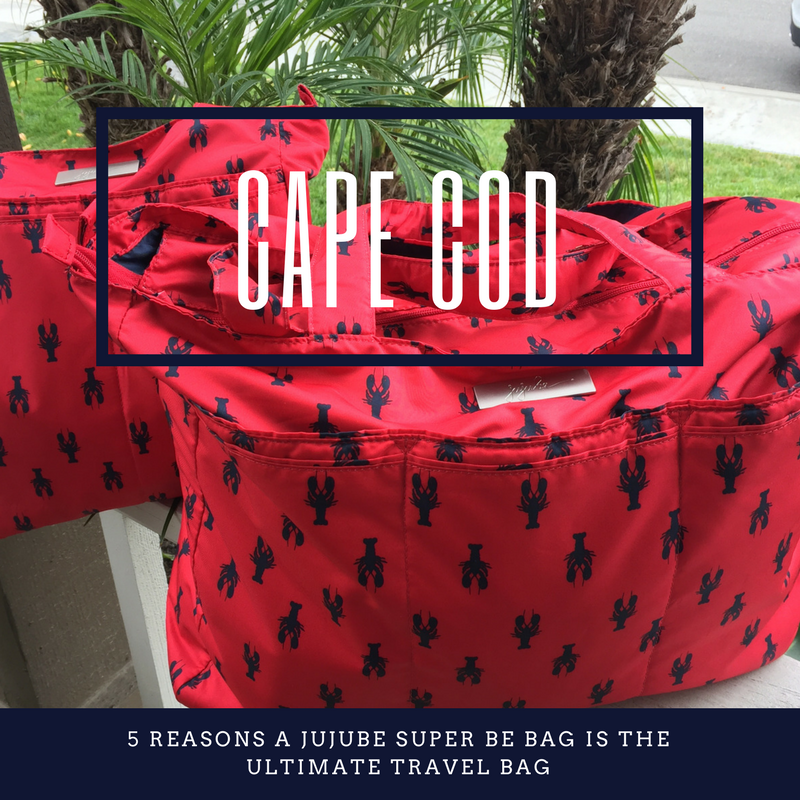 5 Reason A Jujube Super Be Bag Is The Ultimate Travel Bag