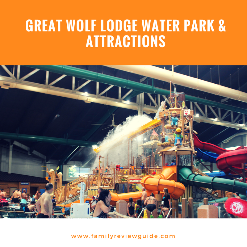 Family Guide To Great Wolf Lodge Part 2 Family Review Guide