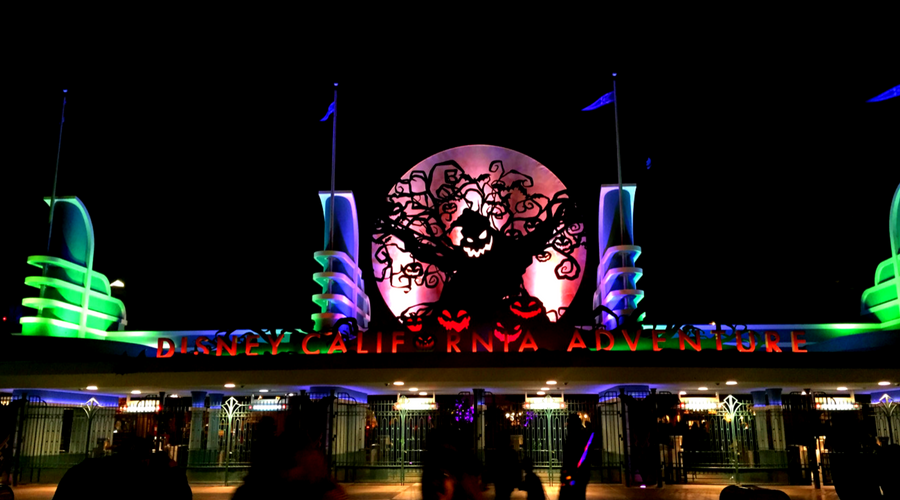 Family Guide To Halloween Time At California Adventure