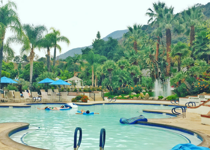 Unwind At Glen Ivy Hot Springs Family Review Guide